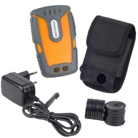 Vigicom® VG-5000RS : Pack de contrôle de rondes en temps réel