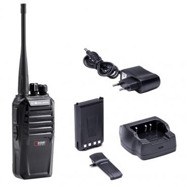 Midland D-200 : Pack radio sans licence complet et prêt à l'emploi