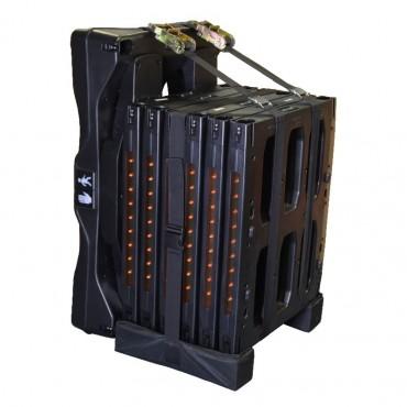 Vigicom® PS-980 : Portique de Détection de Métaux Pliable