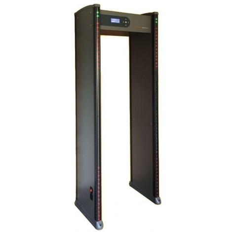 Vigicom® PS-850 : Portique de détection de métaux multi zones évolué