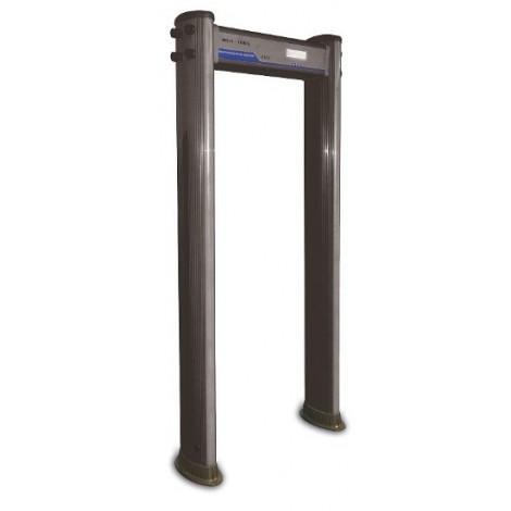 Vigicom® PS-840IP : Portique de détection de métaux haute sensibilité IP54