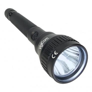 Vigicom® LT-3A0W : Grande lampe torche d'intervention