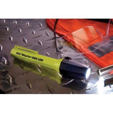Vigicom® LT-1965Z0 : Lampe torche ATEX garantie à vie