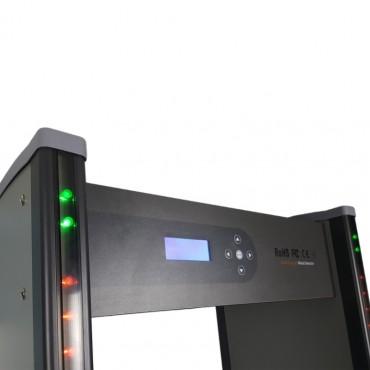 Vigicom® PS-850 : Portique de sécurité fixe haute sensibilité