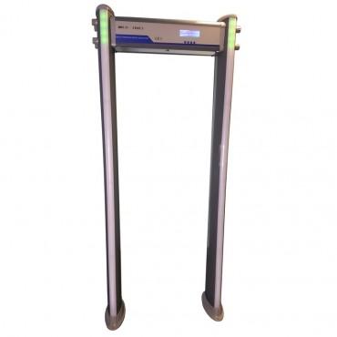 Vigicom® PS-840IP : Portique de sécurité 18 zones et étanche