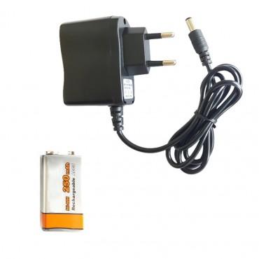 Vigicom® DM1500: Kit d'accessoires pour détecteur de métaux