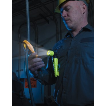 Vigicom® LT-3315R : Torche LED Zone Atex 1/21