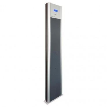 Vigicom® PS-660: Portique de sécurité détecteur de métaux mono colonne