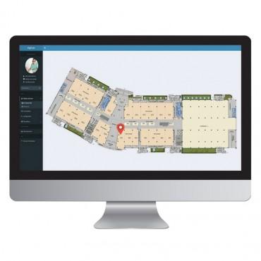 MyPTI.fr : Localisation en intérieur avec balises Bluetooth et Wifi