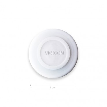 Vigicom BLE : Bluetooth Beacon for lone worker indoor localization