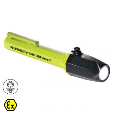 Vigicom® LT-1965Z0 : Lampe torche pour Zone ATEX 0