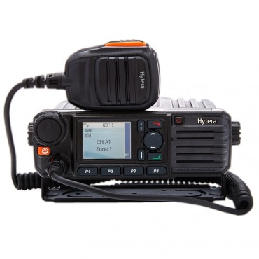 Vigicom® PMR-PTI/MESS: Mobile radio Hytera MD785 avec batterie