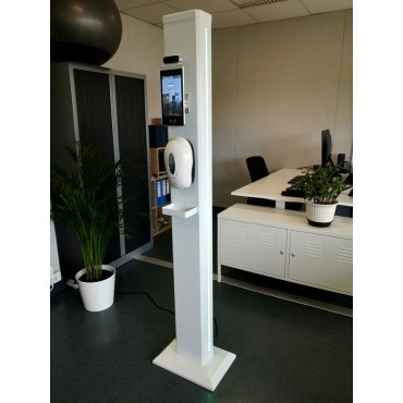 Vigicom® E-THERMO : Système de contrôle des températures corporelle avec