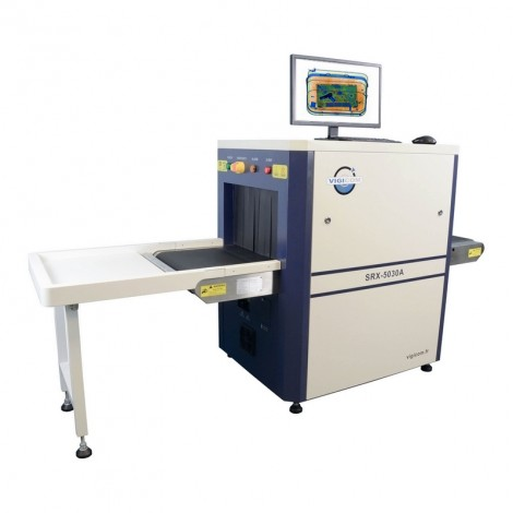 Vigicom® SRX-5030A : Scanner à rayons X pour contrôles de sécurité