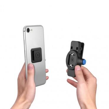 Vigicom® HC-UNIV : Pince ceinture renforcée en ABS pour smartphone