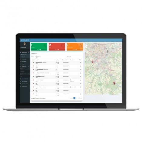 Vigicom® MyPTI: Plateforme de supervision des DATI en temps réel sur Internet