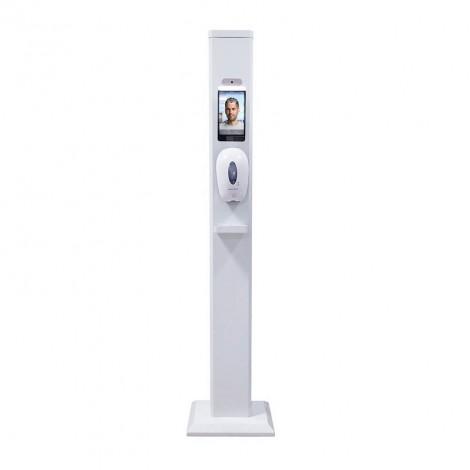 Vigicom® E-THERMO : Borne autonome de prise de température