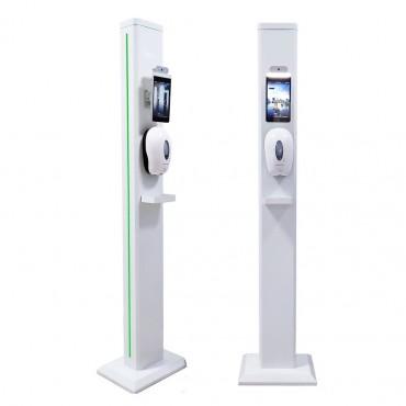 Vigicom® E-THERMO : Système de contrôle de température corporelle évolué et autonome